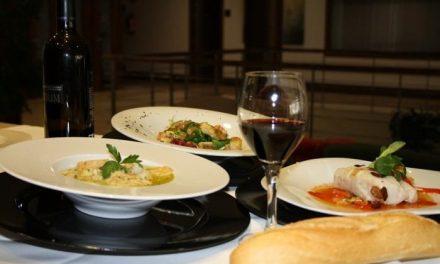 La DOP Gata-Hurdes participa hasta el domingo en las jornadas gastronómicas del bacalao del Ágora Hotel