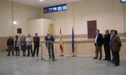 La Diputación de Cáceres invierte 818.000 euros en la obra del pabellón multiusos de Gargantilla