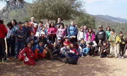 Adesval y Rivera de Fresnedosa ponen en marcha los Itinerarios ecoeducativos «Canchos de Ramiro»