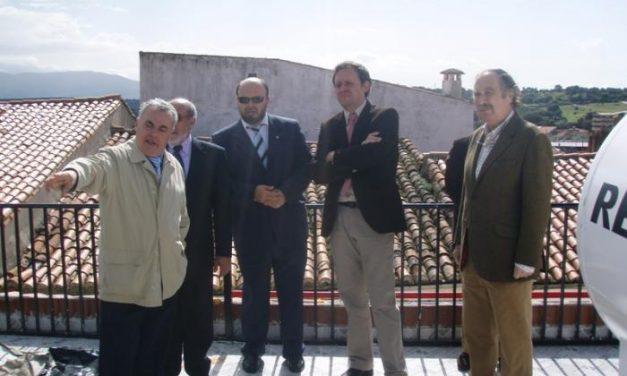 Guijo de Granadilla estrena las instalaciones del centro de Día para mayores y del consultorio médico local