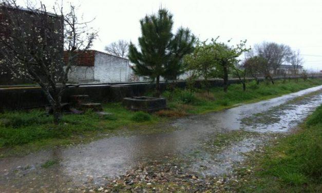 El norte de Cáceres afronta dos jornadas de fuertes lluvias con alerta amarilla
