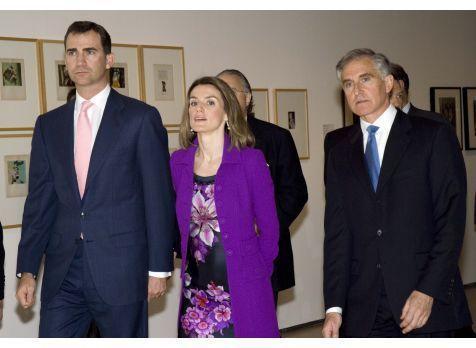 Los Príncipes de Asturias inaugurarán un congreso de jóvenes empresarios que tendrá lugar en Badajoz