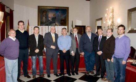La Diputación de Cáceres mantiene su compromiso de colaboración con las Federaciones de Deporte