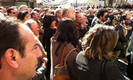 Los regantes del Tajo retomarán su calendario de movilizaciones y protestas si no se crea la comision técnica