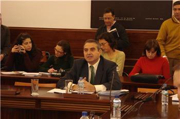 El director general de Planificación Energética destaca la vinculación de las eólicas con el empleo