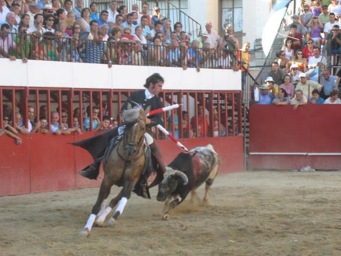 Dos empresas taurinas se disputan la organización de las fiestas de San Buenaventura en Moraleja
