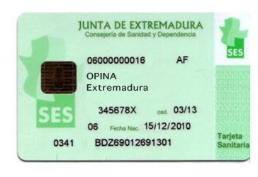 Los usuarios del SES deberán presentar la tarjeta sanitaria con chip en consultas y en farmacias a partir del lunes