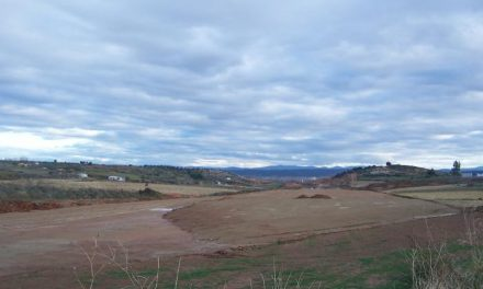 A mediados de abril se abrirá al tráfico el tramo Galisteo-El Batán de la Ex-A1 de 11,26 kilómetros