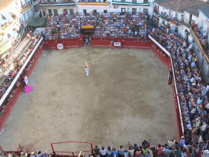 La empresa Sánchez Ruíz Toros se encargará de organizar los festejos taurinos de Moraleja