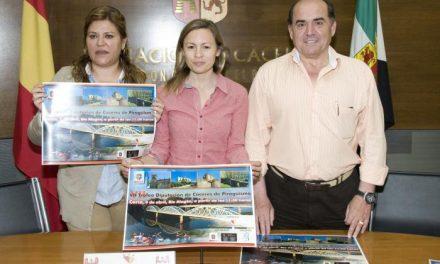 Coria acogerá este próximo sábado el VII Trofeo de Piragüismo Diputación Provincial de Cáceres