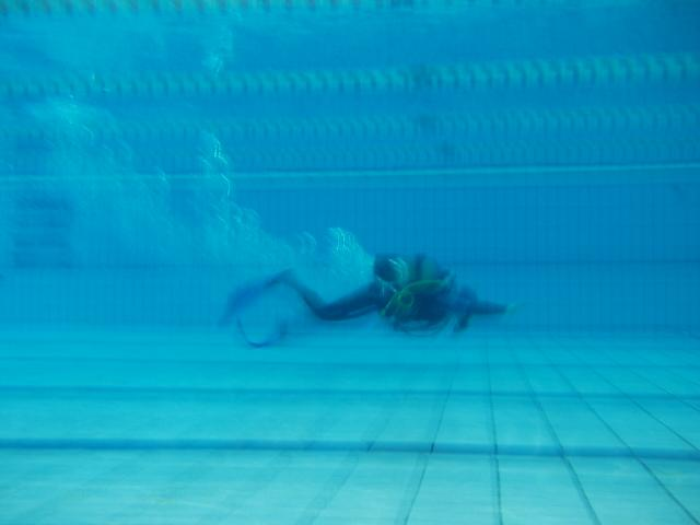 Una joven de Perales del Puerto, Lucía Mateos, se proclama campeona de España de buceo