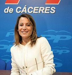 El PP presenta en Cáceres la lista electoral que concurrirá a las próximas elecciones municipales
