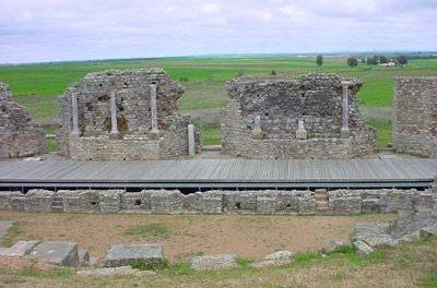 La Junta inicia los trámites para declarar la ciudad de Regina como Bien de Interés Cultural Arqueológico
