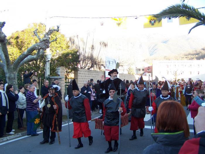 La Ruta del Emperador Carlos V, en La Vera, es declarada Fiesta de Interés Turístico Regional