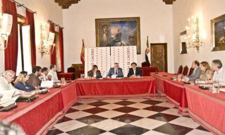 La Diputación firma convenios con los grupos de acción local y Redex para potenciar el desarrollo