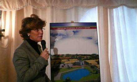 La Junta da un paso más en la construcción del nuevo Parque Empresarial Norte de Extremadura en Navalmoral