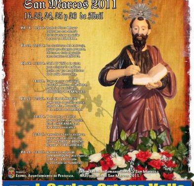 El municipo de Pescueza celebrará las fiestas de San Marcos en plena Semana Santa, del 23 al 26 de abril