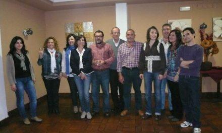 SIEX, con González Rubio como cabeza de lista, se convierte en la tercera candidatura en Coria