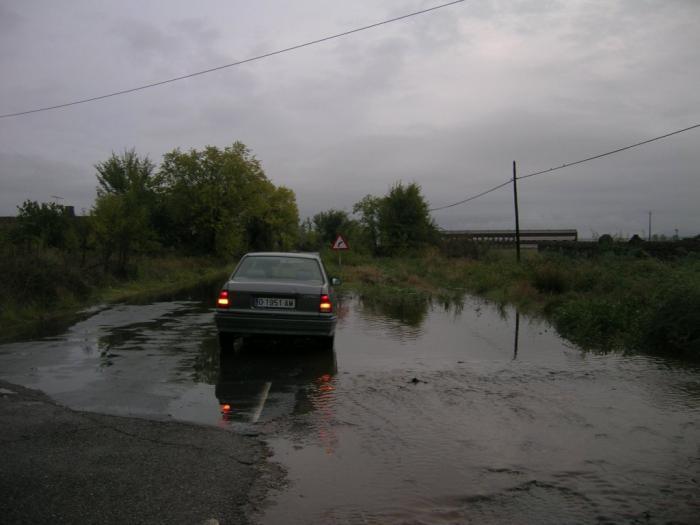 El norte de la provincia de Cáceres registra las mayores precipitaciones de las últimas horas