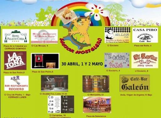 La IV edición de la Fiesta de la Tapa de Coria se celebrará este puente de mayo en 14 establecimientos