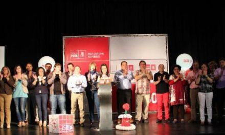 El PSOE de Coria desprecia a Siex y dice que su único rival político de cara a las elecciones es el PP
