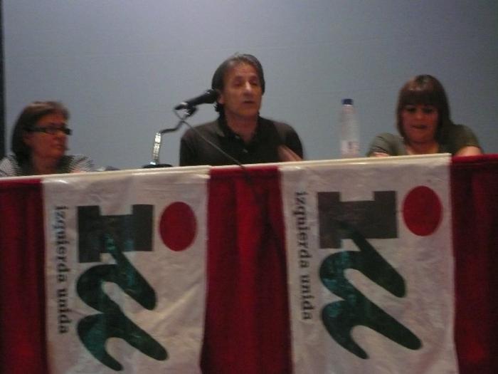 IU Extremadura aboga en Moraleja por revitalizar el campo para que la región consiga el progreso