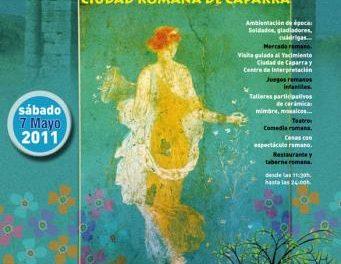 La segunda fiesta romana de Cáparra, Floralia, incluirá este sábado cenas con espectáculos nocturnos
