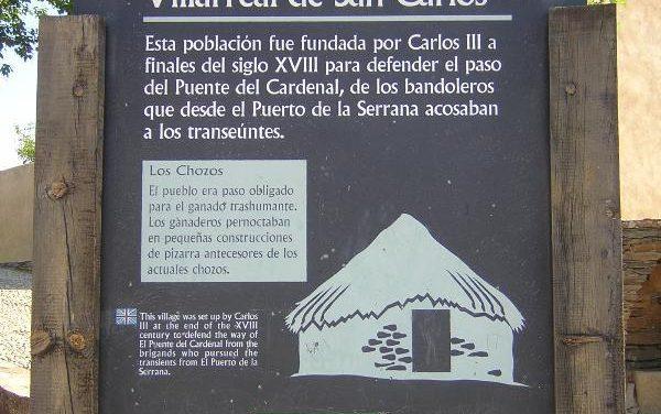 Medio Ambiente impulsa la accesibilidad de Villarreal de San Carlos, en el Parque Nacional de Monfragüe