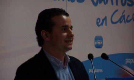 El presidente del PP de Moraleja, Pedro Caselles, es nombrado miembro del comité regional del partido