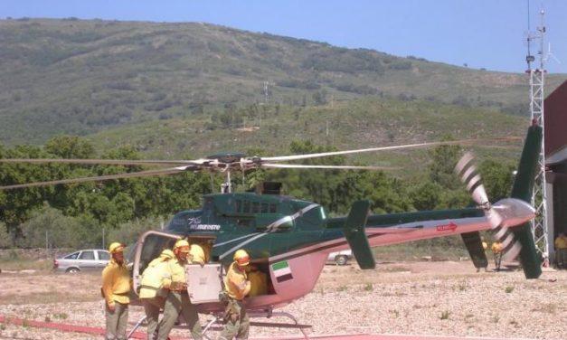 Los opearios del Plan Infoex de lucha contra incendios mejorarán sus condiciones laborales a partir de 2012