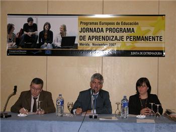 La Consejería de Educación desarrolla programas de intercambios de docentes y alumnos en Europa