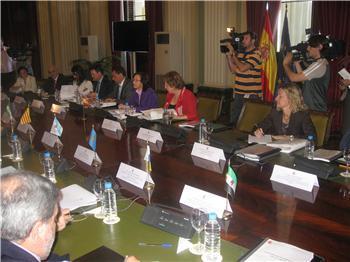 Extremadura recibirá 10,7 millones de euros para programas de apoyo a los sectores agrícola y ganadero