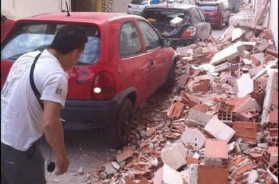 Siete voluntarios de Cruz Roja Extremadura han partido para Murcia para intervenir en el terremoto