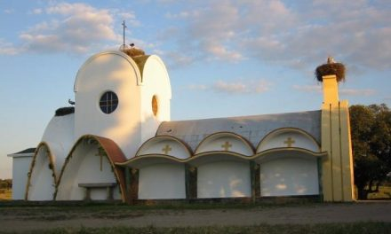 La ermita de la Virgen de la Vega en Moraleja sufre un nuevo intento de robo, el tercero en el último año
