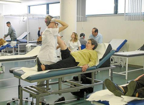 CCOO demanda personal en la unidad de fisioterapia del Hospital de Coria para reducir la lista de espera