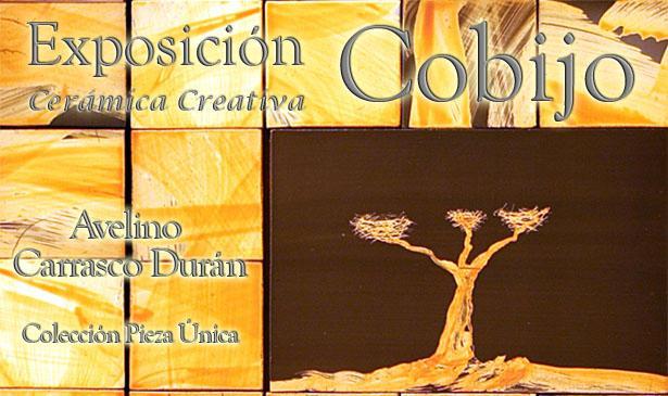 El Centro de Artesanía de la Casa Palacio Los Moraga acoge una muestra de cerámica de Avelino Carrasco