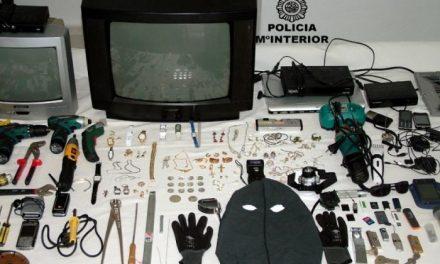 La Policía Nacional consigue detener en Almendralejo al presunto autor de seis delitos de robos en domicilios
