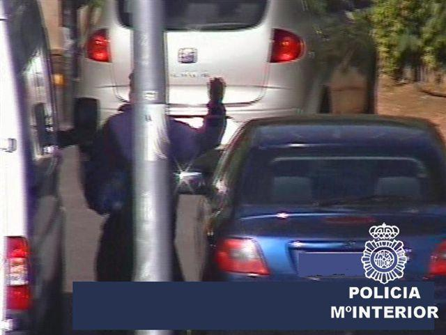 La policía detiene en Mérida a un joven de 34 años por robar en el aparcamiento de un centro comercial