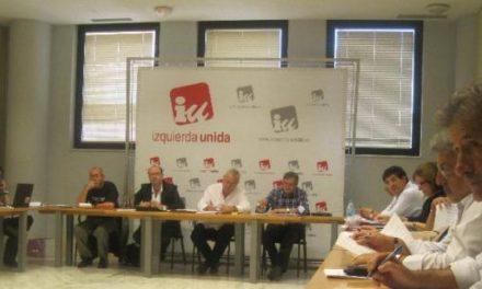 """IU Extremadura aclara que no servirán """"de nada las fuertes presiones"""" que están recibiendo estos días"""