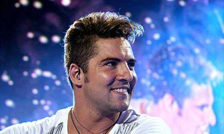 El cantante David Bisbal actúa el próximo día 25 en Villanueva de la Serena