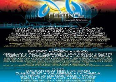El embalse de Borbollón acogerá del 25 al 29 de agosto el primer festival alternativo bautizado como Sol Festival