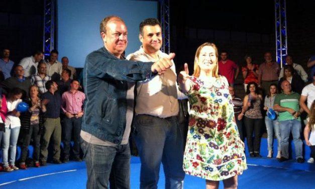 Ballestero y Caselles son citados por el PP a la reunión de grandes municipios de Extremadura