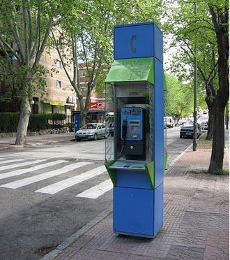 Las cabinas telefónicas podrían desaparecer de los municipios de menos de 1.000 habitantes