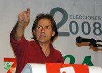 IU señala a los altos cargos nombrados por Ibarra como culpables de la derrota electoral de los socialistas