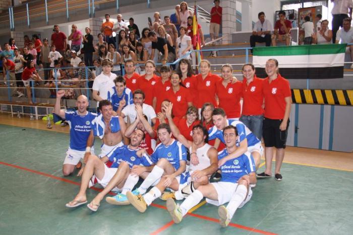 Moraleja acogerá este domingo las finales del Trofeo Diputación de Cáceres de Fútbol-Sala