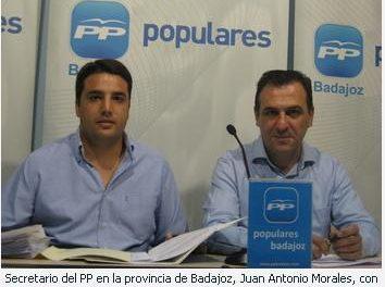 El PSOE pierde el feudo de Olivenza, pueblo de Vara,  tras el rechazo de IU a pactar con los socialistas