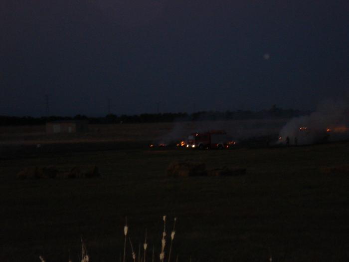 Dos hombres mueren en Navalmoral al caer al vacío el autogiro en el que viajaban