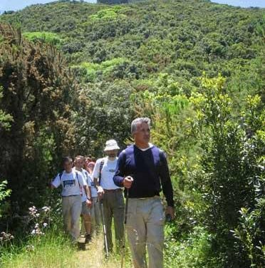 La comarca de Sierra de Gata recupera los senderos naturales de pequeño recorrido