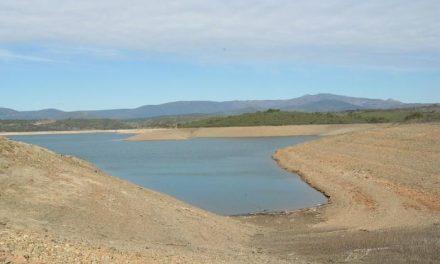 Las cuencas extremeñas del Tajo y Guadiana registran las cotas más bajas de los últimos 10 años