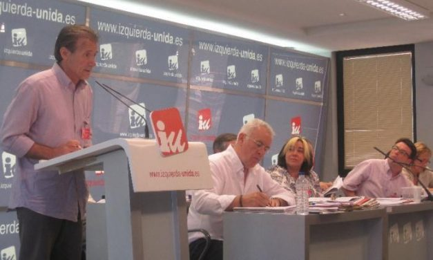 """IU Extremadura llama a la """"tranquilidad"""" y a la """"aceptación democrática"""" de los resultados electorales"""